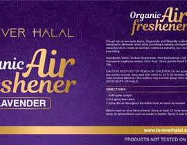 #6 pentru Design for a new air fresher needed. de către flyerEXPERT