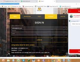 #7 for Design the website mock-up by ut20618