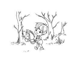 #11 untuk Whimsical illustrations for children's book oleh berragzakariae