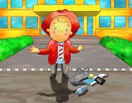 #22 untuk Whimsical illustrations for children's book oleh kevingitau