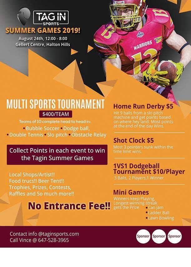 Penyertaan Peraduan #14 untuk Poster for Sports Festival