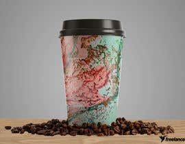#8 for Paper Coffee Cup Designs af ImHion
