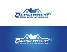 #185 untuk I need a company logo design for Pristine Pressure Washing oleh emdad1234