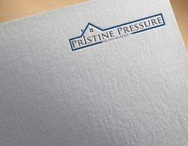 #193 untuk I need a company logo design for Pristine Pressure Washing oleh mstalza1994