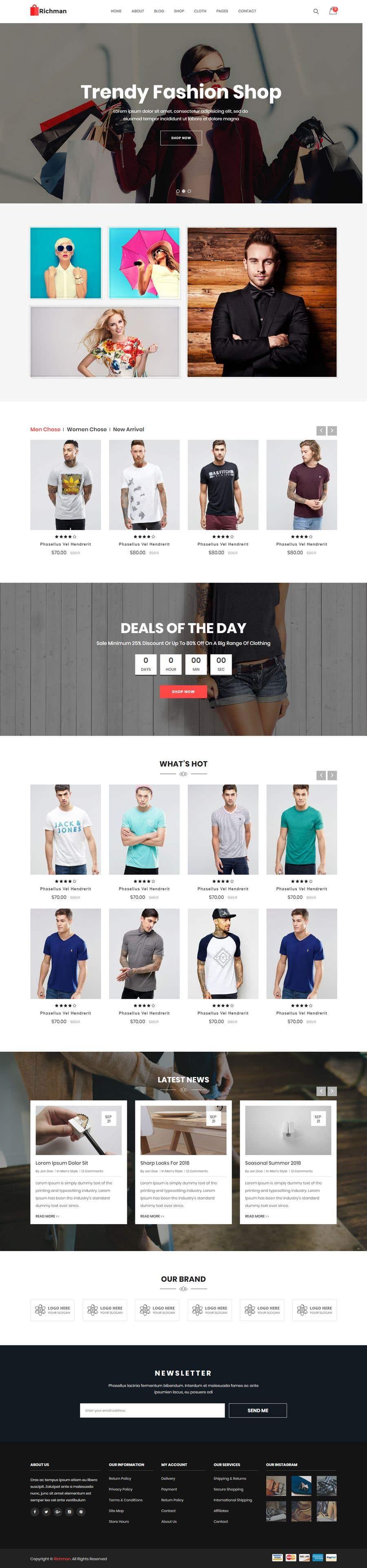 Конкурсная заявка №5 для Create a Profitable Shopify Store