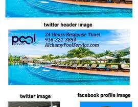 #38 для Images for Social Media for Swimming Pool Service от Raisulfahad