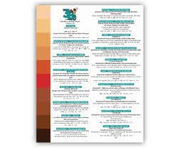 #59 for Beer Menu Needed for Customers and Distribution. by tonmoy10designer