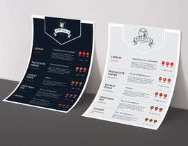#79 cho Beer Menu Needed for Customers and Distribution. bởi zoebiolcati