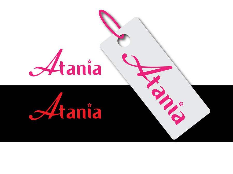Penyertaan Peraduan #62 untuk Word Mark for New Ladies Clothing Brand