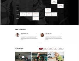 nº 54 pour Design for capoeira web site par sitecmsro