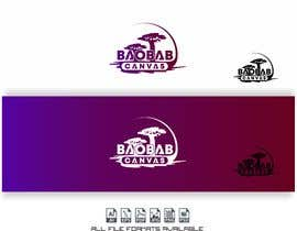 #88 untuk Design a logo (Baobab) oleh alejandrorosario
