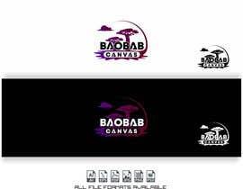 #92 untuk Design a logo (Baobab) oleh alejandrorosario