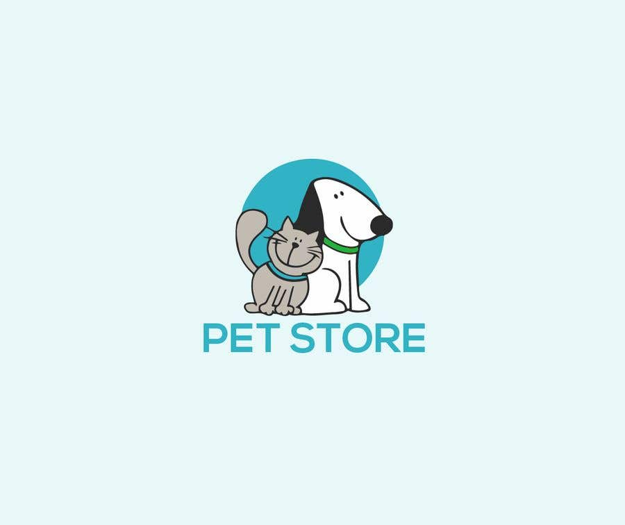 Penyertaan Peraduan #38 untuk Need a creative logo for my online pet store