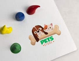 #3 cho Need a creative logo for my online pet store bởi Jaywou911