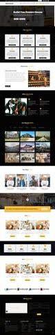 Ảnh thumbnail bài tham dự cuộc thi #11 cho Home Page Design