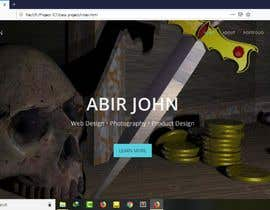 #2 for Home Page Design by Abirjohn