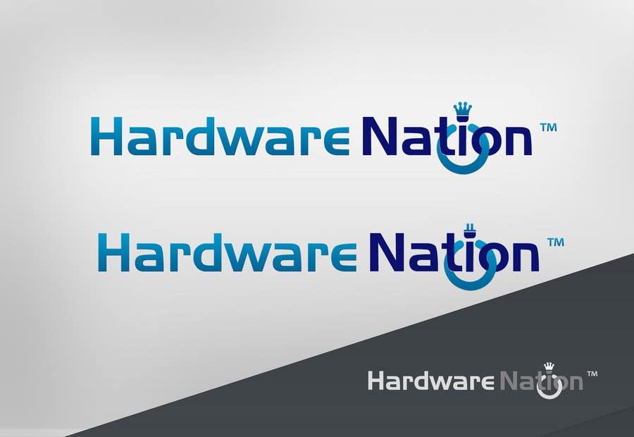 Contest Entry #                                        506                                      for                                         Logo Design for HardwareNation.com