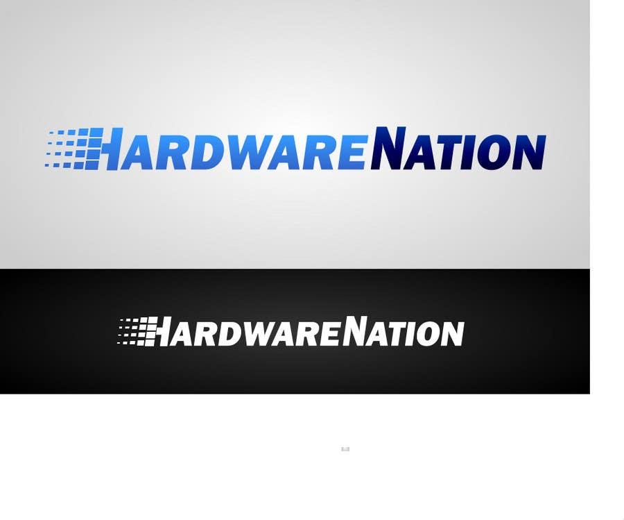 Contest Entry #                                        529                                      for                                         Logo Design for HardwareNation.com