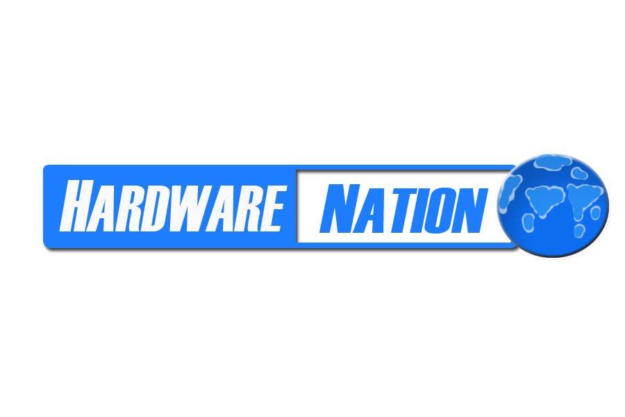 Contest Entry #                                        532                                      for                                         Logo Design for HardwareNation.com