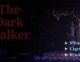 Nro 8 kilpailuun Design a main menu for a horror game käyttäjältä prodip000