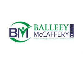 #32 untuk New Logo for Bailey-McCaffrey LLC oleh AlaminHrakib