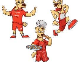 #45 para Mascot Cartoon Illustrations (multiple poses) - done by 17 May por ToaMota