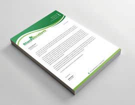 #3 for Letterhead designed and sent in pdf by abdulmonayem85
