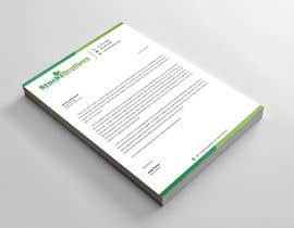 #7 for Letterhead designed and sent in pdf by abdulmonayem85