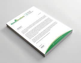 #10 for Letterhead designed and sent in pdf by abdulmonayem85