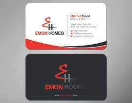 #6 для I need a Business card от shahnazakter