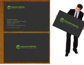 "#7 untuk Logo Design for ""Holiday Rental Group Spain Ltd."" oleh sultandesign"