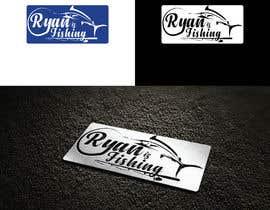 """Nro 91 kilpailuun Create a Fishing Logo """"RYAN IZ FISHING"""" käyttäjältä MehtabAlam81"""