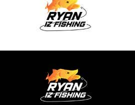 "#53 for Create a Fishing Logo ""RYAN IZ FISHING"" by ushi123"