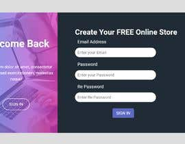 #4 for Design a CRM system landing page by shakilapro06