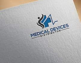 Nro 80 kilpailuun logo for Medical devices distributor  - 26/04/2019 04:00 EDT käyttäjältä razaulkarim35596