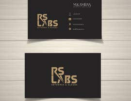 #166 para Created a logo And Brand identity por Kamran000
