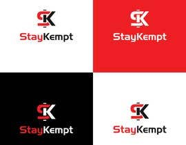 #350 for STAY KEMPT Activewear Apparel Logo by CreativityforU