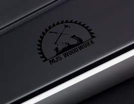 Nro 230 kilpailuun woodworking company logo käyttäjältä Bindubhuyan