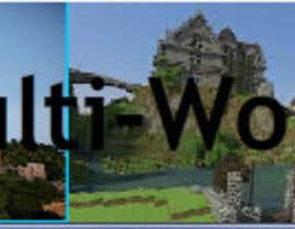 #6 untuk Animated Minecraft Banner Needed By End of Week - Active Feedback Given oleh artisticbrushes