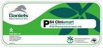 Graphic Design Entri Peraduan #10 for Graphic Design for Clinical Product Label