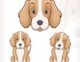 Nro 23 kilpailuun Create a 2D  brand character inspired by a type of dog käyttäjältä CPYdesign