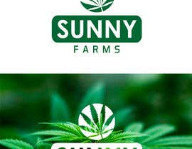 nº 46 pour Sunny Farms logo creation par lotomagica