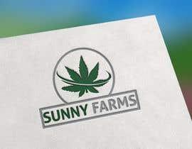 nº 338 pour Sunny Farms logo creation par meglanodi