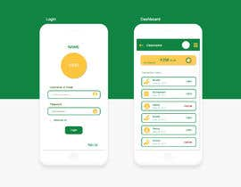 #11 untuk Build a clean mobile UI for a project oleh maiiali52