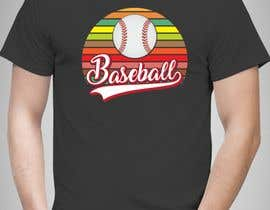 #28 for T-Shirt Designs for Baseball Company by FR19