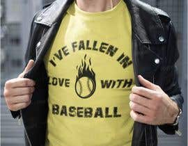 #31 cho T-Shirt Designs for Baseball Company bởi mahdin121