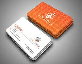 #507 for Business Card Design for IT Security Company by abdulmonayem85