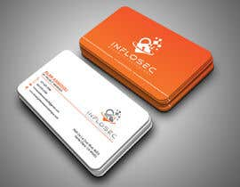 #508 for Business Card Design for IT Security Company by abdulmonayem85