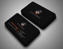 #518 for Business Card Design for IT Security Company by abdulmonayem85