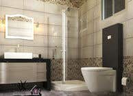 Design a Master Bathroom için 3D Rendering36 No.lu Yarışma Girdisi